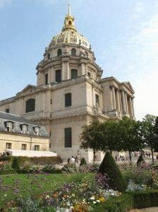 Собор Дома Инвалидов в Париже