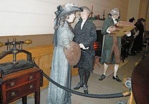 выставка Музея банка Англии