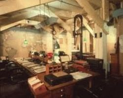 Военный кабинет (бункер) Черчилля в Лондоне фото внутри