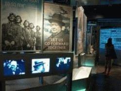 Churchill Museum Военный кабинет бункер Черчилля в Лондоне