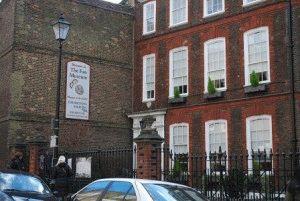 Fan Museum Музей вееров Гринвич Лондон с детьми
