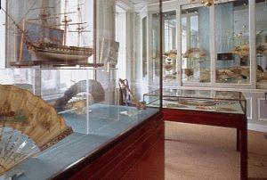 выставка вееров Гринвич музей