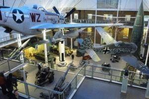 Имперский военный музей в Лондоне фото