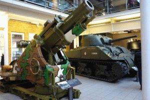 Imperial War Museum London Имперский военный музей в Лондоне