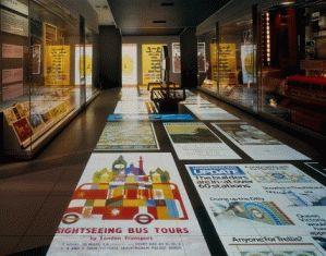 Лондонский музей транспорта фото