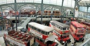 Лондонский музей транспорта посмотреть с детьми
