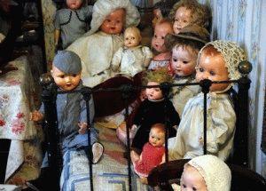 куклы Музей игрушек Поллока в Лондоне