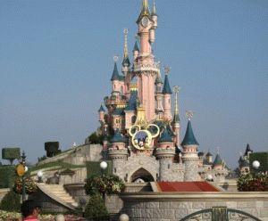 Sleeping Beautys Castle Dysneyland