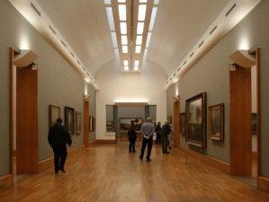 Tate Britan внутри галереи Тейт фото