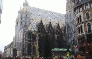 Венский Собор Святого Стефана