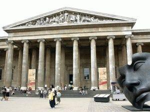 Британский музей в Лондоне (British Museum) – посещение с детьми.