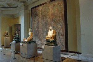 British Museum Британский музей Китайские экспонаты фото