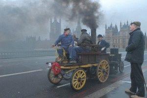 Автопробег на старинных автомобилях Лондон – Брайтон
