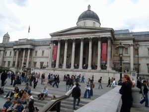 Национальная галерея Лондон фото картины