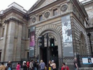 Национальная портретная галерея Лондон фото National Portrait Gallery