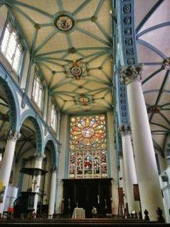 Львиная церемония», проходит 16 октября в церкви St. Katharine Cree в Сити