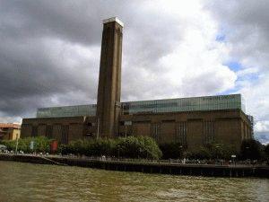 Галерея Тейт Модерн в Лондоне (Tate Modern)
