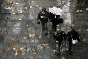 Погода Лондон в октябре
