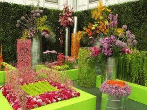 Выставка цветов в Челси (Chelsea Flower Show)