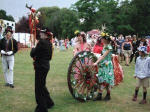 Рогатая ярмарка в Чарлтоне (Charlton's Horn Fair)