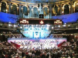 Фестиваль классической музыки Променады (The Proms) лондон