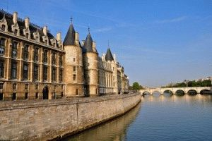 Дворец Консьержери, Париж (La Conciergerie)