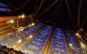 Часы работы часовни Сент Шапель Париж