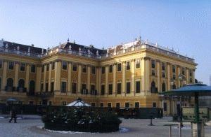 Дворец Шенбрунн в Вене Schonbrunn – поездки с ребенком