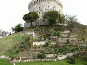 круглая башня виндзорский замок