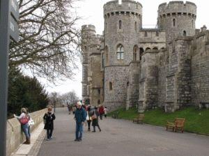 castle виндзор разрешен доступ туристов