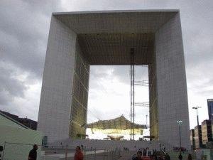 defense Большая арка Дефанс фото