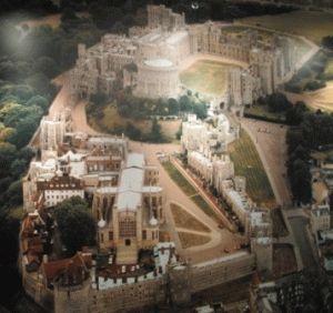 История замка Виндзор (Windsor Castle)