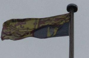 флаг Виндзоров – то королева здесь, в своей загородной резиденции