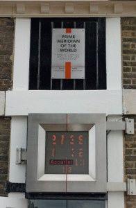 Greenwich time Время по Гринвичу