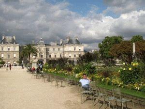 Jardin du Luxembourg Люксембургский сад – самый известный парк Парижа