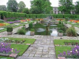 Kensington gardens Кенсингтонские сады Лондон фото