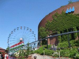Хельсинки колесо обозрения фото