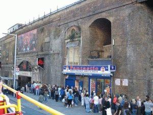 Лондонская темница (London Dungeon) – популярный туристический аттракцион