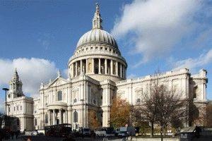 купол Собора святого Павла (St Paul's Cathedral) фото