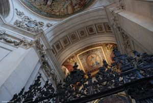 St Paul Cathedral Собор после протестантской  реформы в 1534 году становится англиканским Кафедральным собором