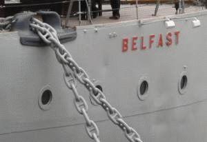 Крейсер Белфаст (HMS Belfast) история корабля