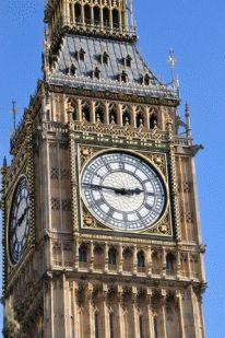 Биг Бен (Big Ben) в Лондоне – история часов