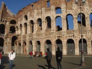 Римский Колизей (Colosseo) фото