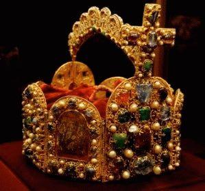 корона Священной Римской империи фото картинка