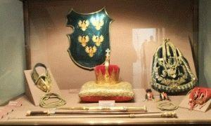корона, скипетр и держава Священной Римской империи фото