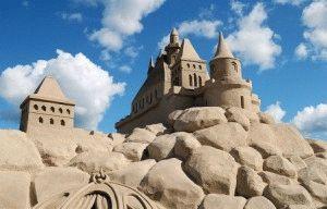 lappeenranta песчаный замок