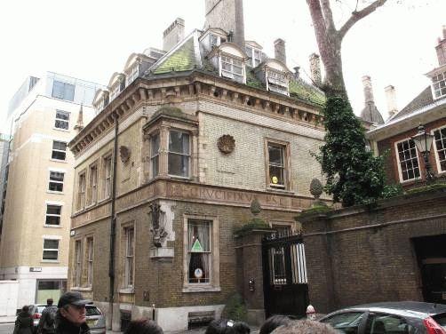 Фото дом в Лондоне