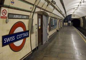 Карта метро Лондона скачать