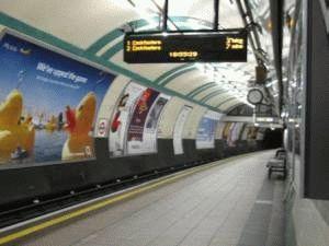 Карта метро Лондона и описание станций