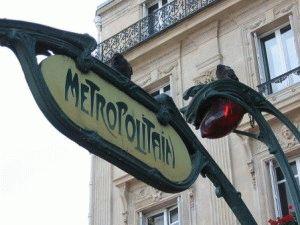 metro-paris Метро Парижа – проезд, схема метро, RER в Париже